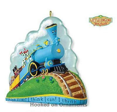 HALLMARK TRAIN 2010 THE LITTLE ENGINE THAT COULD I Think I Can - MIB