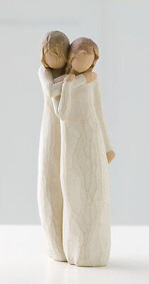 Willow Tree Chrysalis figurine mother & daughter