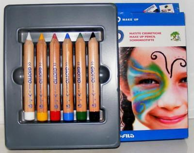 4 Set Maquillaje Lapices GIOTTO MAKE UP 470200