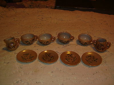 Antique Miniature Tea set, made in Japan
