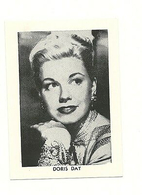 """2.5""""X3.5""""  B/W publicity photo from 40's-50's VG Condition Doris Day"""
