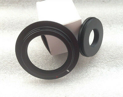 New Adapter NIKON AI NI D40 D300 D60 D80 To RMS For Microscope Objective