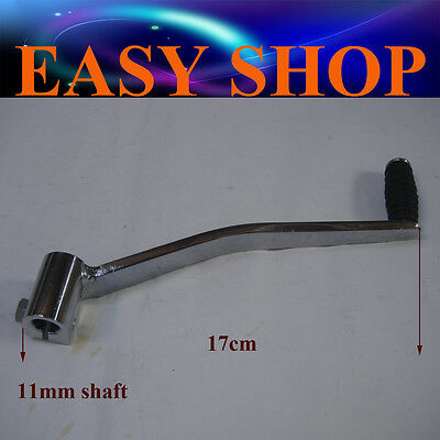 11mm Foot Gear Shifter Lever 125cc 140cc 150cc 200 250cc Dirt Pit Pro Bike Trail