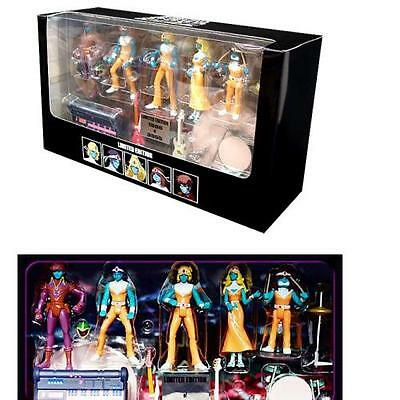 DAFT PUNK / INTERSTELLA 5555 LIMITED EDITION / ACTION FIGURE / MINT