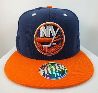 06e13a5a55d New York Islanders Nhl Cap Adult Fitted Size 7