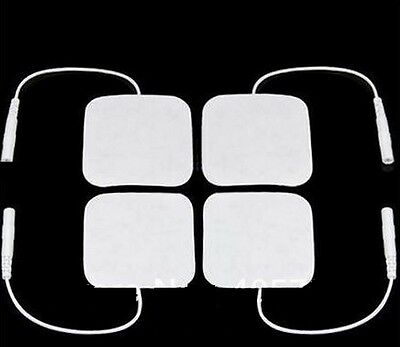 Square Tens Electrode Pads For massager Digital Tens Machines