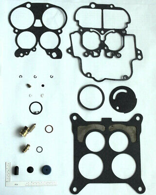 1971 74 CARB KIT 4 BARREL MOTORCRAFT  4300D MODELS FORD MUSTANG ETANOL TOLERANT