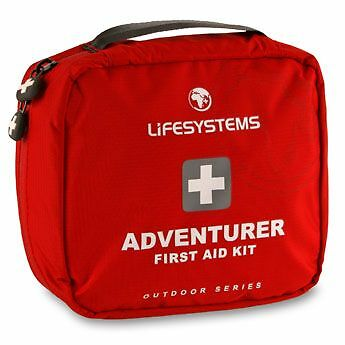 Lifesystems Adventurer Emergency First Aid Kit