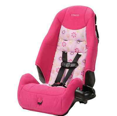 Baby Car Seat High Pink Girl Child Toddler Portable Rear Booster 22-80 lbs