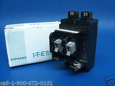 NEW OLD STOCK! Siemens 2 Pole Circuit Breaker 5Sy4206-7 - $44.95 | PicClick
