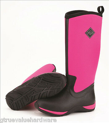 MUCK Hot Pink Arctic Adventure Womens Snow Winter Boots 6,7,8,9,10,11 WAA-404