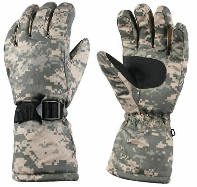 ACU Digital  Extra Long Deluxe Insulated Cold Weather Hunting Gloves 4755 Rothco