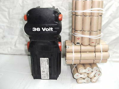 1Bloc Batterie hilti B 36 volts 4 Ah NI MH ( batteria Battery akku  TOP