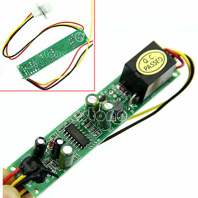 1pc New DC 12V IR Pyroelectric Infrared PIR Motion Sensor Detector Module