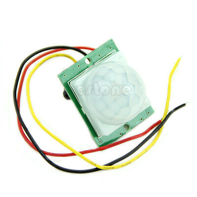 High Sensitivity Pyroelectric PIR IR Infrared IR Motion Sensor Detector Module