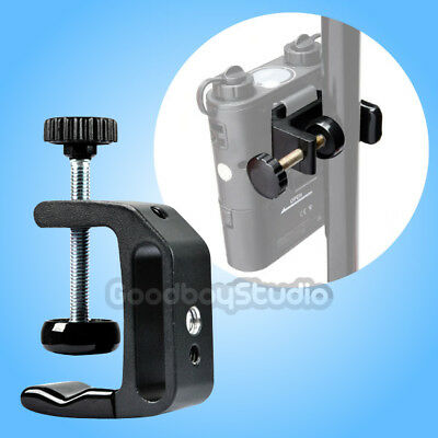 Godox Q-type PB820 / PB960 Power Pack Battery Clamp Clip Hook Hook Mount Holder
