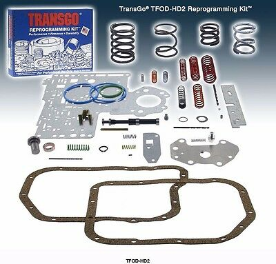 A500 A518 A618 TransGo HP Shift Kit TFOD-HD2 T22169B