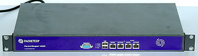 Packeteer PacketShaper 1400  Rackmount