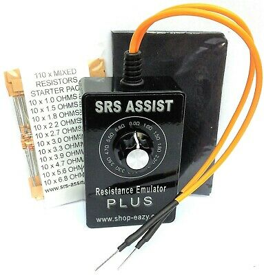Srs Assist Resistance Emulator Plus Airbag Diagnostic  Resistors All In One Unit
