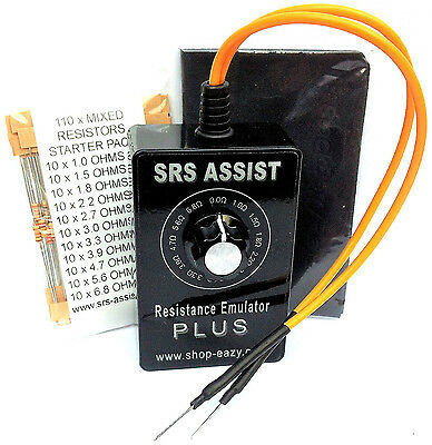 Airbag  Fault Light Bypass 1 1.5 1.8 2.2 2.7 3 3.3 3.9 4.7 5.6 6.8 Ohm Resistors