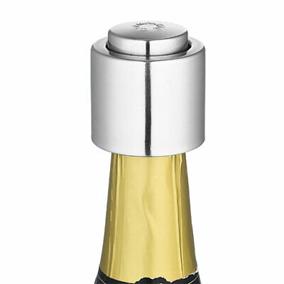 Bubbly Bung Champagne Bottle Stopper - Stainless Steel