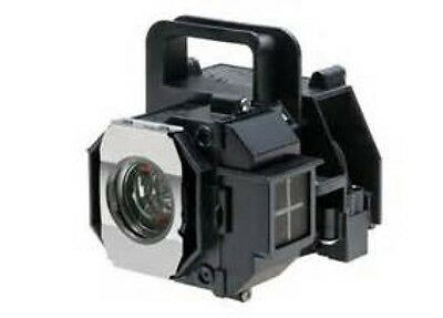 One Year Warranty! Epson ELPLP49 / V13H010L49 projector Lamp in Housing.