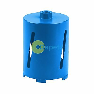 Diamond Core Drill Bit Hole Cutter 117mm x 150mm for Brick Block Concrete