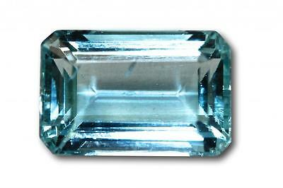Aigue-marine naturelle 5.10 carats