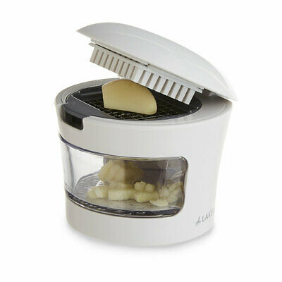 Lakeland Slice & Dice Garlic Slicer & Dicer with Storage Container