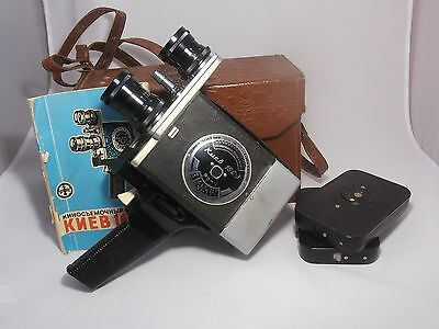 KIEV 16C-3  Movie Camera.USSR