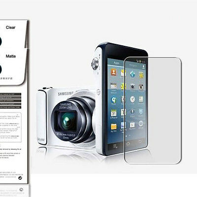 2 x Screen Protectors for Samsung Galaxy Camera EK-GC100 / Camera 2 EK-GC200