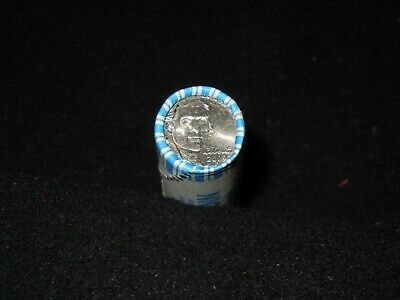 2009 D Jefferson Nickel Roll  <<  Uncirculated  Obw  Tail/tail  Roll  >>