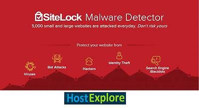 website security - Secure your websites with SITELOCK security feature