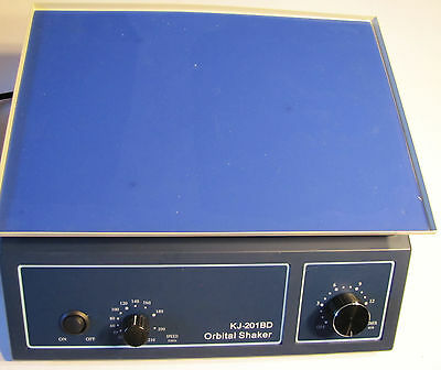 Adjustable variable speed oscillator orbital rotator shaker lab destaining New