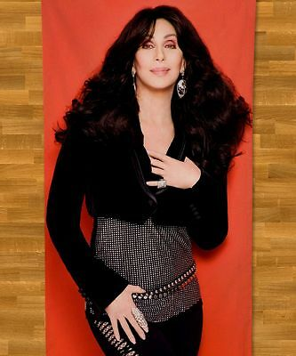 Cher Beach Towel NEW Summer 2015 Dressed to Kill D2K Tour Strong Enough Believe
