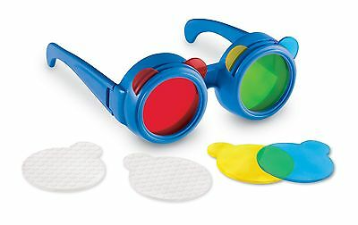 Learning Resources - Childrens Fun Colour Mixing Glasses