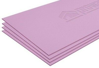 XP-PRO Premium Underfloor Heating Insulation Board Compressed 1200x600x6mm