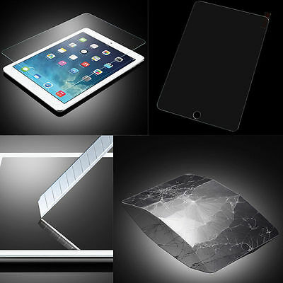 New Genuine Premium Tempered Glass Film Screen Protector For Apple Ipad 2/3/4