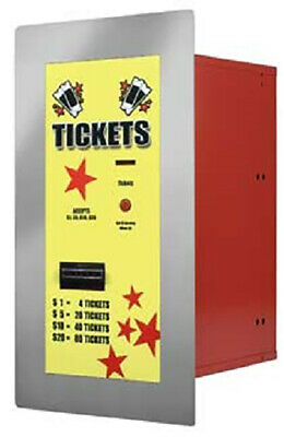 American Changer - AC125 Ticket Dispenser