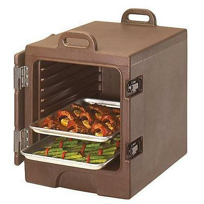 Cambro 300Mpc157Black Food Pan Carrier - 36 Quart Front Loading 1 Each