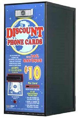 American Changer - AC501 Phone Card Vendor