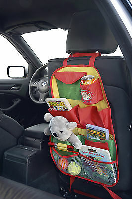 Sumex Branded Cars Back Seat Child Travel Organizer Tidy Bag with Multi Pockets