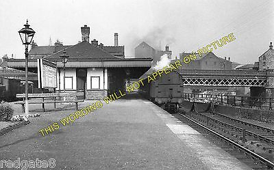Partick Central Railway Station Photo. Glasgow - Whiteinch. Caledonian Rly. (1)