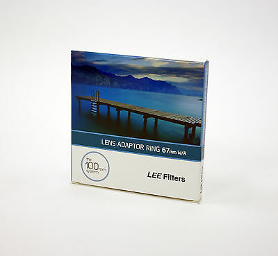 Lee Filters 67mm WIDE ANGLE  Adapter for FOUNDATION KIT.