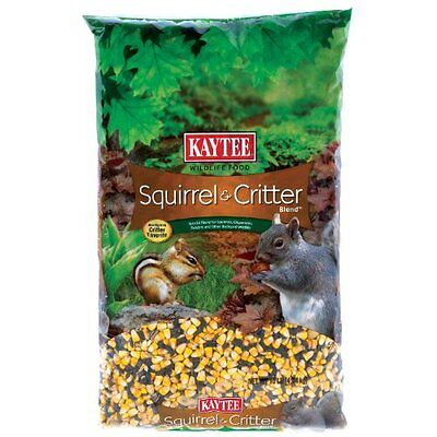 Kaytee Products Inc. 10Lb Squirrel and Critter Blend Food , New, Free Shipping
