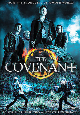 The Covenant (DVD, 2007, WS & FS) with Steven Strait, Chace Crawford