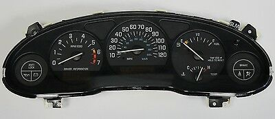 2002 buick regal speedometer cluster mileage screen & shifter repair service