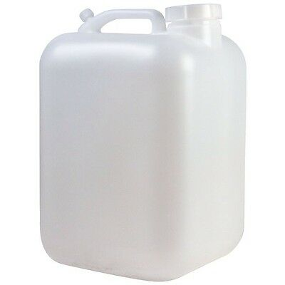 5 Gallon Clear Mixing Jug container for Frozen Drink Mixing