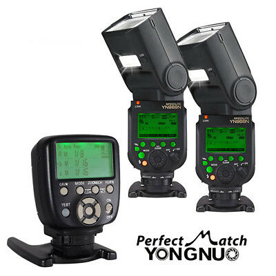 Yongnuo YN560-TX Wireless Flash Controller + Commander For YN-560III Canon US