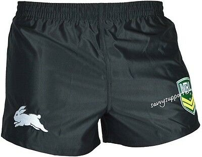 South Sydney Rabbitohs NRL Shorts 'Select Size' S-4XL BNWT Rugby League